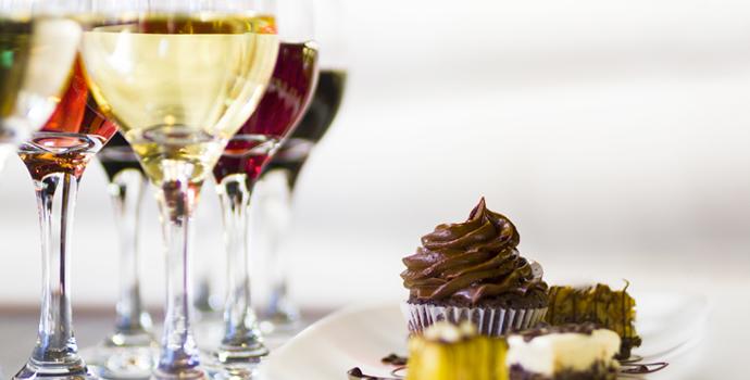 L'art de marier vin et chocolat
