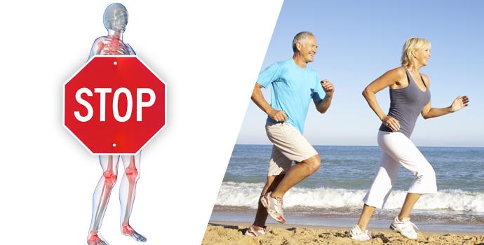 Le moyen le plus simple de prévenir l'arthrose