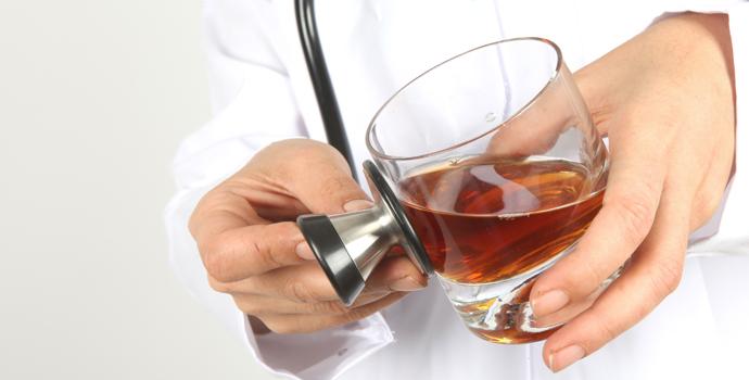 L'hôpital qui soigne… au whisky !