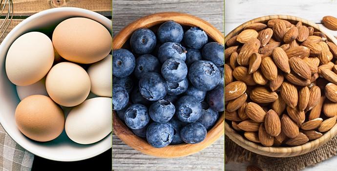 9 aliments pour des ongles solides et des cheveux épais