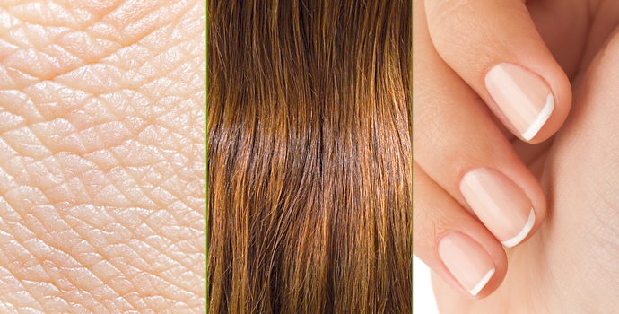 Peau, cheveux, ongles : régénérez-les de l'intérieur