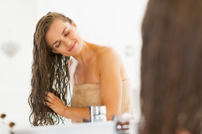 Un cheveu en bonne santé… mort ou vif!