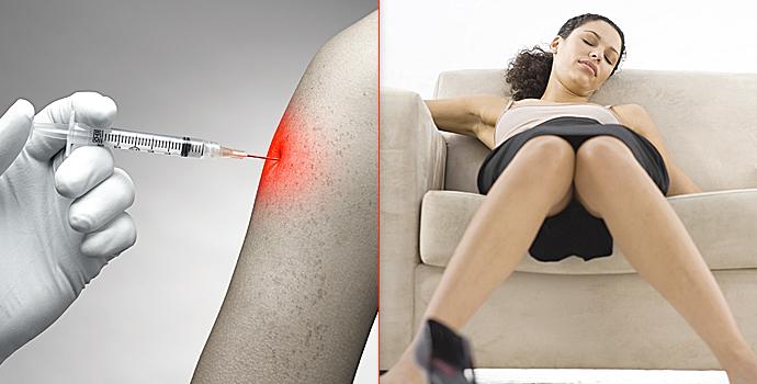 Des milliers de cas de narcolepsie après le vaccin H1N1 – étude du BMJ