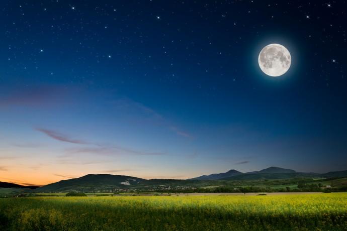 Influence de la Lune : c'est scientifique