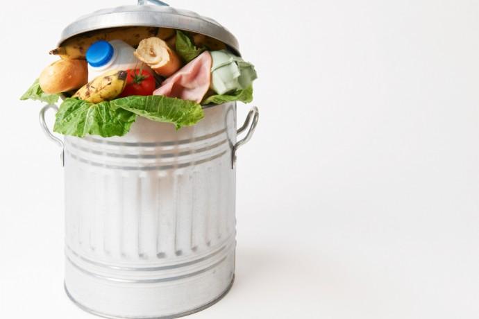 Mangez dans votre poubelle