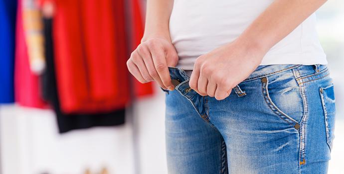 Vêtements trop serrés: les conséquences