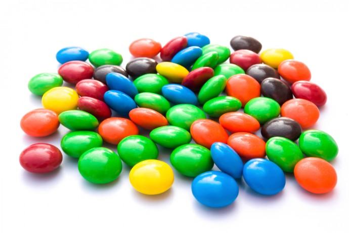 Dragées M&M's: la couleur à ne jamais manger