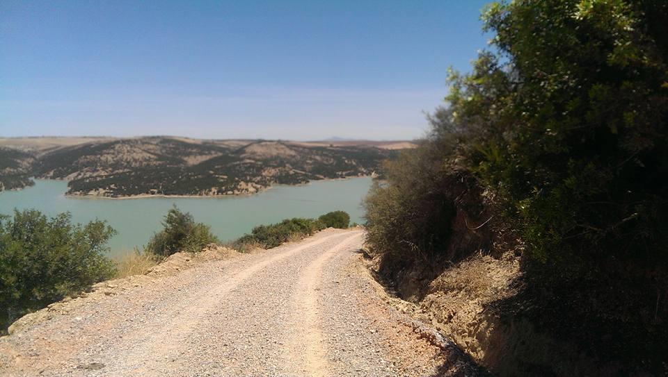 Fès (Maroc): Le Lac Allal Fassi