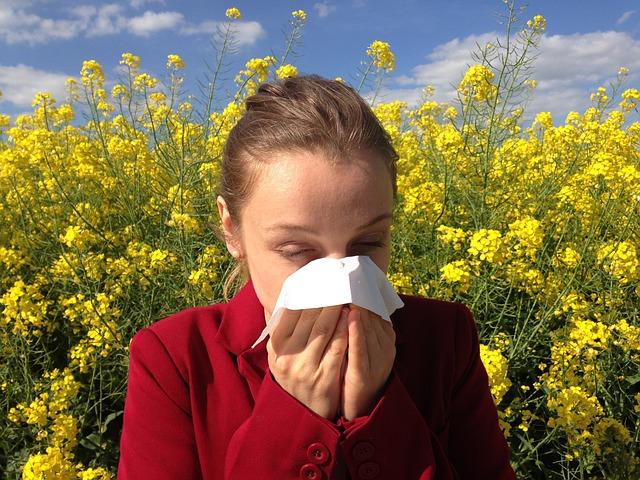 Le jeûne et les allergies saisonnières…