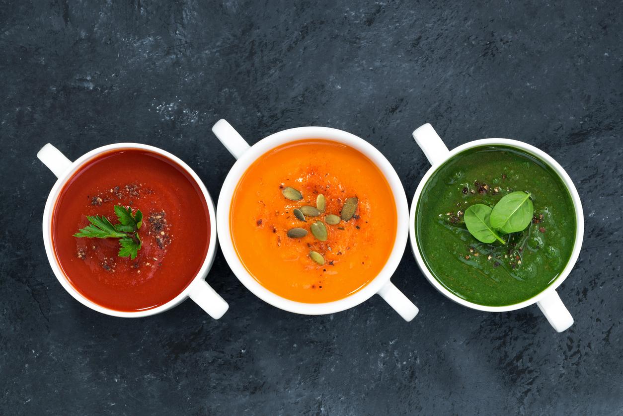 Douleur au foie : Misez sur les soupes détox