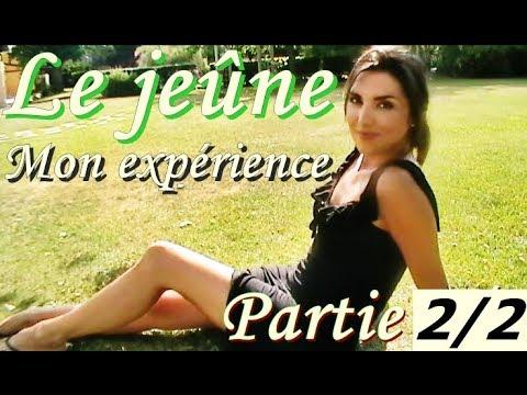 Parigina BiotéSanté raconte son expérience chez Jeûne & Bien-être